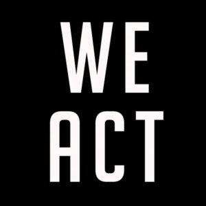 We Act Assoc. logo